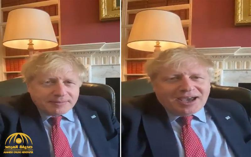 إصابة رئيس وزراء بريطانيا بوريس جونسون بفيروس كورونا – فيديو
