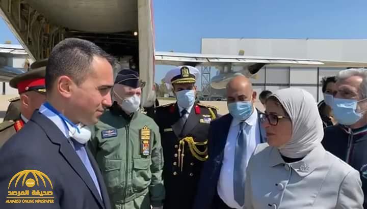 بالفيديو : مصر تقدم مساعدات طبية ضخمة لإيطاليا لمواجهة كورونا!