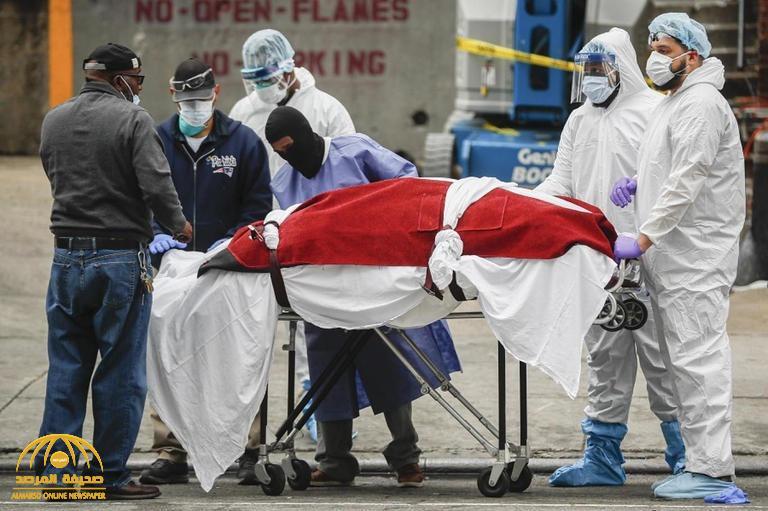 """أمريكا تُعلن حصيلة جديدة """"صادمة"""" لوفيات كورونا.. الضحايا يكسرون """"رقم قياسي"""""""