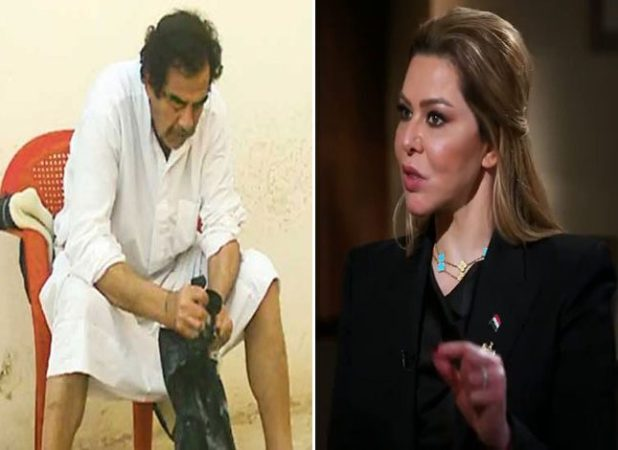 شاهد.. رغد صدام حسين تكشف عن أهم شيء كان يطلبه منها والدها أثناء سجنه ونوع السجائر المفضلة لديه