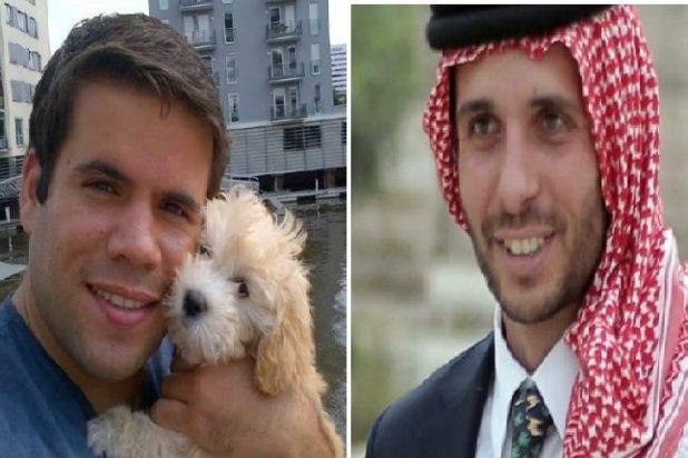 رجل الأعمال الإسرائيلي يخرج عن صمته: أردت مساعدة صديقي الأمير حمزة .. وهذه حقيقة علاقتي بالموساد