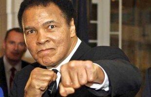 وفاة بطل  الملاكمة المسلم محمد علي كلاي