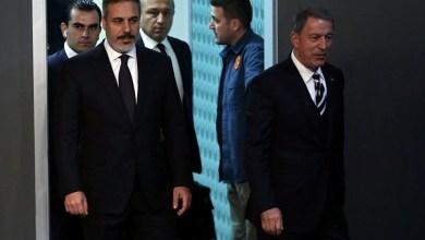 """Photo of وزير الدفاع التركي : سنواصل العمليه العسكرية شرقي الفرات """"نبع السلام"""" إذا لم يحصل هذا الأمر !"""