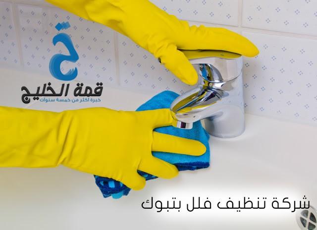 شركة تنظيف فلل بتبوك 0501515313