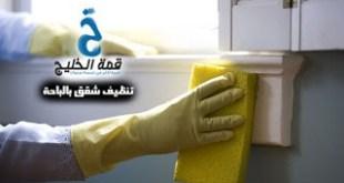 شركات تنظيف شقق بالباحة