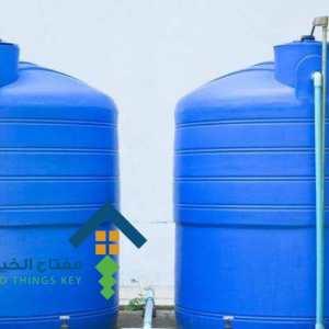 شركات تنظيف الخزانات في شمال الرياض