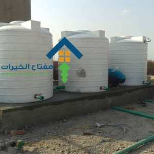 أفضل شركات تنظيف خزانات المياه في الرياض