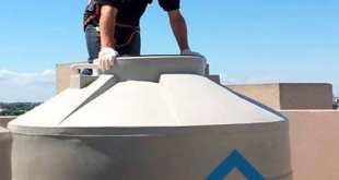 عزل وتنظيف خزانات المياه بغرب وجنوب الرياض