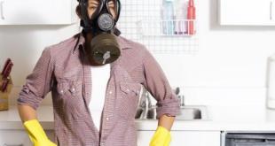 ظهور رائحة كريهة في البيت