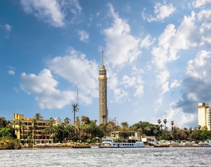 برج القاهرة .. زهرة لوتس شاهدة على صمود مصر وعظمتها - الرحالة