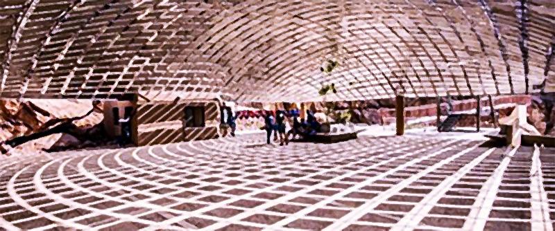 الضوء والظل في مركز زوار وادي الموجب في الأردن- الجمعية الملكية لحماية الطبيعة