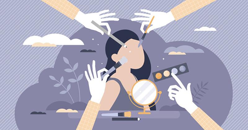 الوهم في صناعة التجميل
