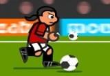 لعبة كرة قدم الرؤوس