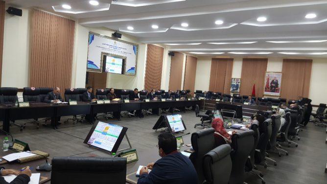 أكاديمية جهة الشرق تصادق على الحصيلة المرحلية لتنفيذ برنامج العمل برسم سنة 2021