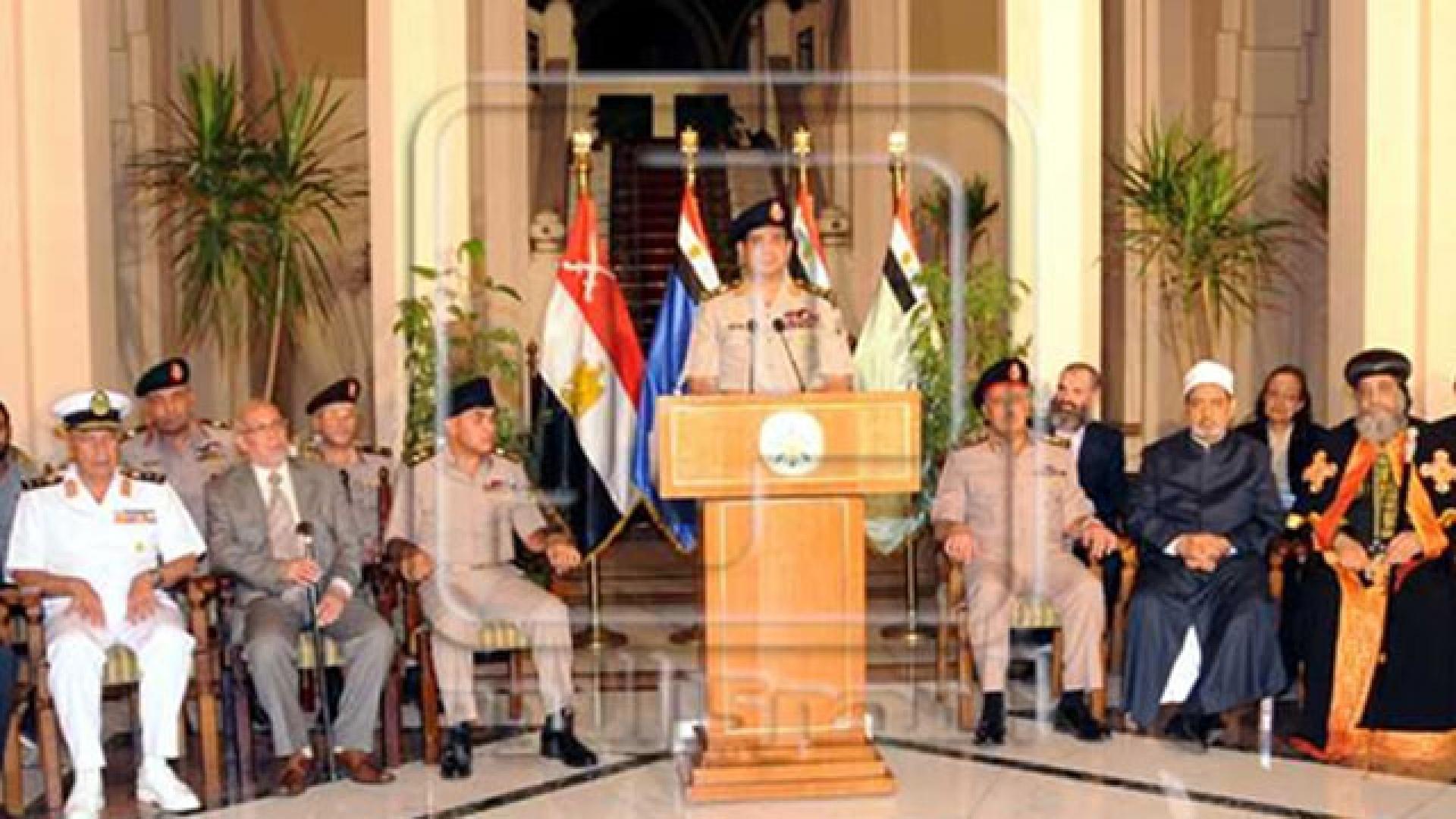 لا بد من الدم ترقب العنف وأخلاقياته في موسم مصر العاصف