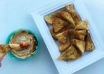 garlic-and-herb-pita-chips