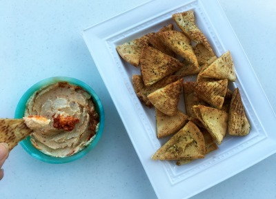 garlic-and-herb-pita-chips