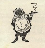 Mr. Toad por E. H. Shepard