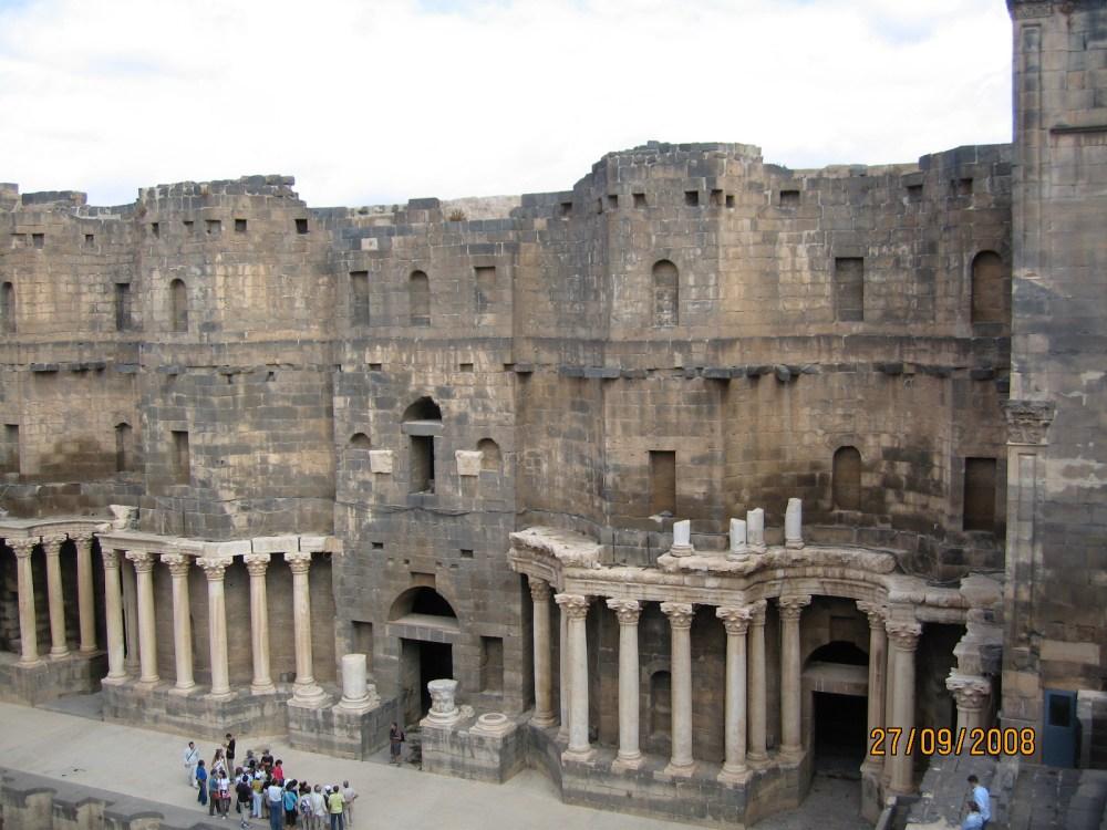 Bosra y su ciudad romana. (1/5)