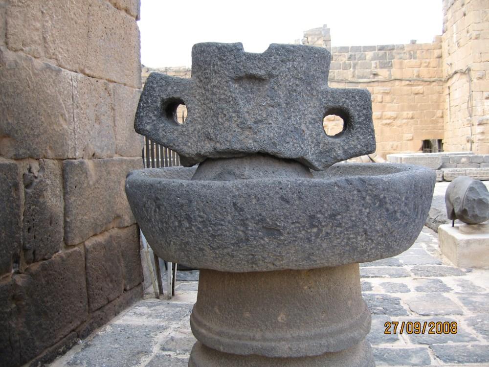 Bosra y su ciudad romana. (5/5)