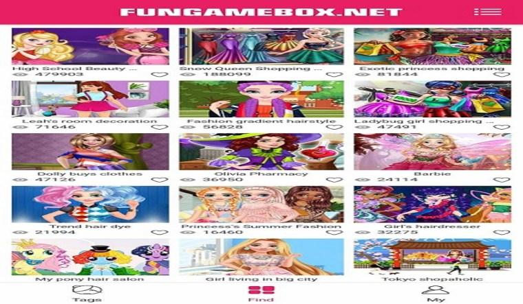 ألعاب بنات عالم بنات