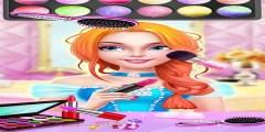 العاب تلبيس اميرات ديزني الحقيقية 2021 لعبة Long Hair Beauty Princess