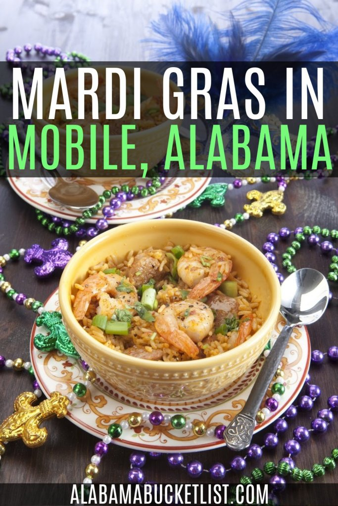 Did you know Alabama is home to the original celebration? Consider celebrating Mardi Gras in Mobile for its powerful, fun festivities! #mardigras #mobile #alabama #fattuesday
