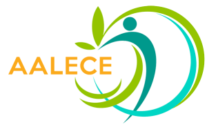 AALECE apple & person small
