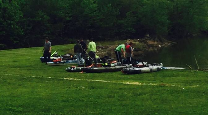 Gadsden area kayak fishing club releases 2017 schedule