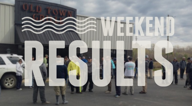 Weekend Results: Shoals and Coosa Riverkeeper Events March 11th