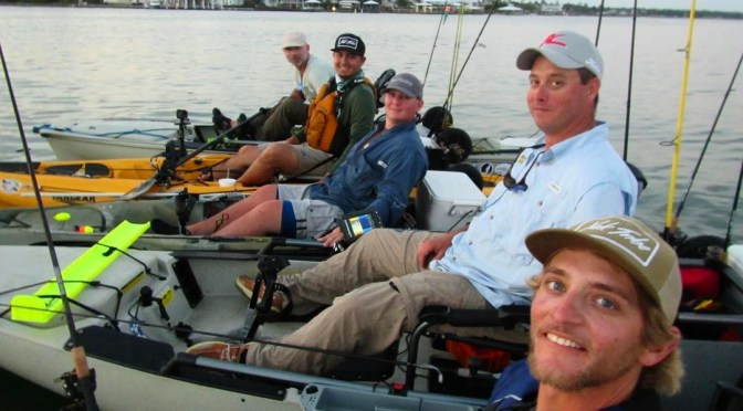 Statewide Alabama Kayak Fishing Events – May 6
