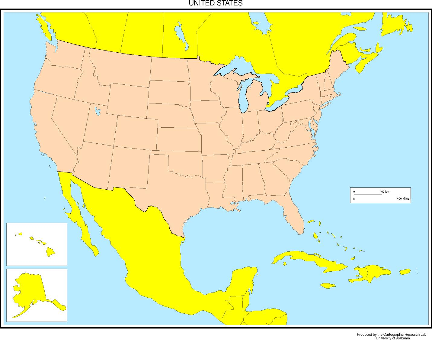 Maps Of The United States