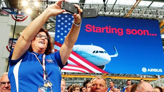 Airbus' Mobile grand opening makes Alabama workforce center of celebration