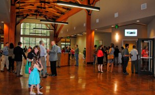 NaturePlex held its grand opening Oct. 9. (Billy Brown/Alabama NewsCenter)