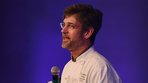 Chef Chris Hastings has brought a new concept with his OvenBird restaurant. (file)