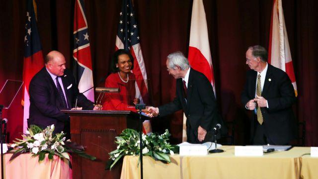 SEUS Japan: Leaders vow to build on close economic, cultural ties
