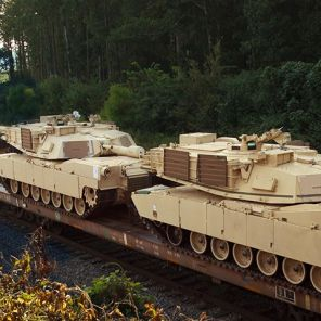 The energy generated by the projects will flow back into the Alabama Power grid as part of the company's generation portfolio. Tanks at Anniston Army Depot pictured above. (Contributed)