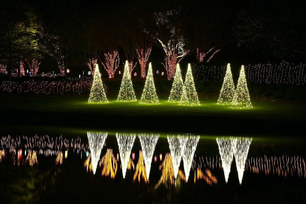 Bellingrath Christmas Lights