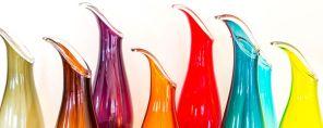Orbix Hot Glass vases