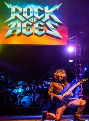 """""""Rock of Ages"""" features music from the 1980s. (contributed/Clark Scott)"""