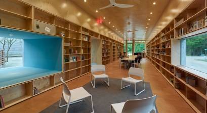Newbern Library. (Timothy Hursley)