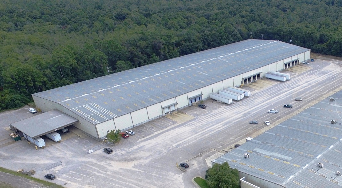 "This 125,000-square-foot facility in Saraland became a distribution center and a ""scratch and dent"" retail outlet for Canada-based Danby Products. (contributed)"