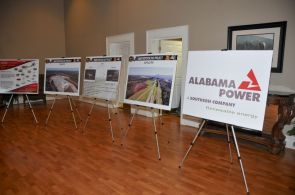 Alabama Power, the Army and several federal agencies partnered for this project. (Billy Brown/Alabama NewsCenter)