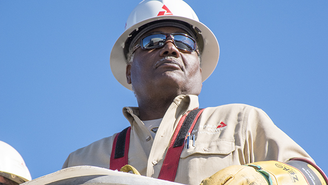 When a storm strikes, Alabama Power line crew chief Willie Turner is first on the scene