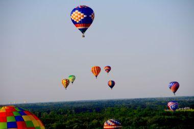 Gulf Coast Hot Air Balloon Festival in Foley (Karim Shamshi-Basha)