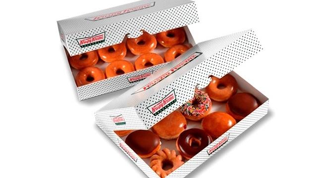 Krispy Kreme is hot now as $1.35 billion takeover target
