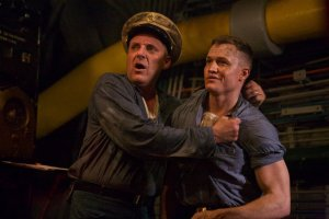"Tom Sizemore and Matthew Pearson in a scene from ""USS Indianapolis: Men of Courage,"" which was filmed in Alabama. (Promotional)"