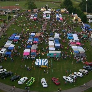 Peach Jam Jubilee features arts, crafts, retailers and food vendors. (Contributed)