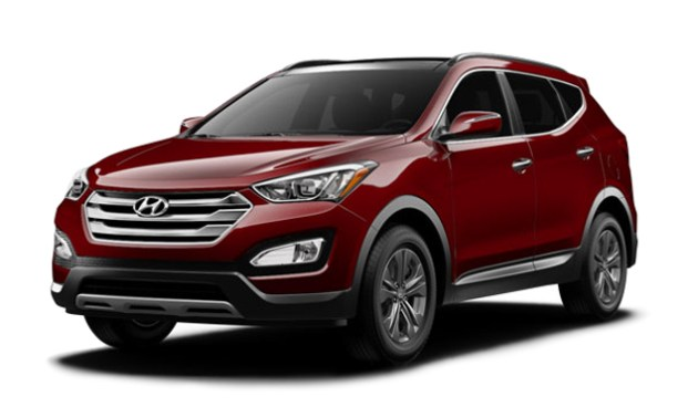 Demand for Hyundai's Santa Fe Sport SUV is booming, and the company's Alabama plant will help meet that demand. (Hyundai)