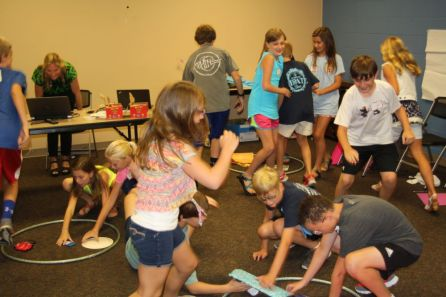 Summer activity at Life Labs (Photo courtesy of Life Labs)